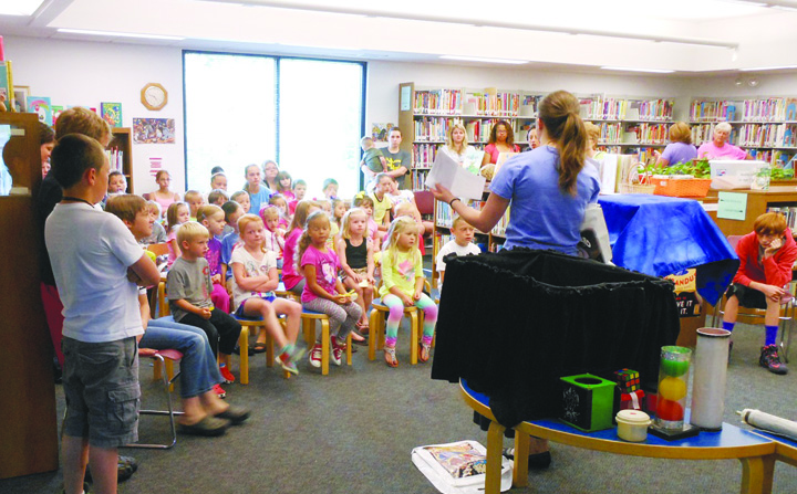 The 2016 Summer Reading Program for the Adams County Library system begins on June 1.